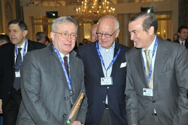 Giulio Tremonti, Rudie Campagne e Giulio Cesareo