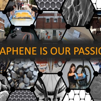 GRAPHENE IS OUR PASSION